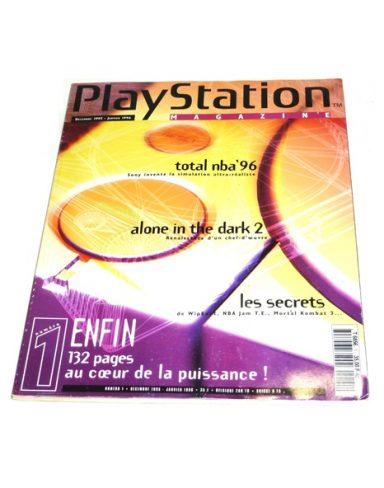 Playstation magazine N°01