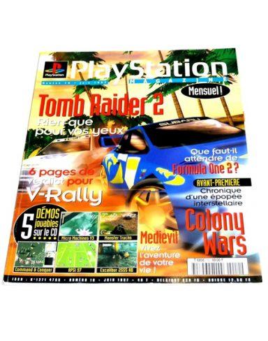 Playstation magazine N°10