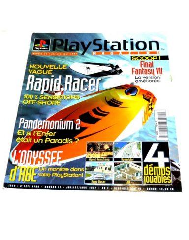 Playstation magazine N°11