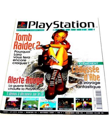 Playstation magazine N°13