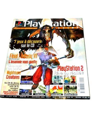 Playstation magazine N°14
