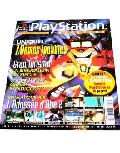 Playstation magazine N°15