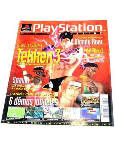 Playstation magazine N°16