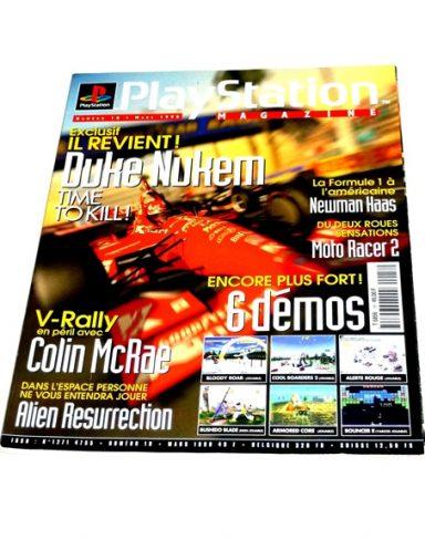 Playstation magazine N°18