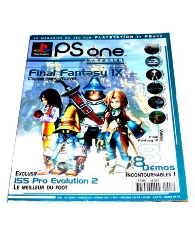 Psone magazine N°03