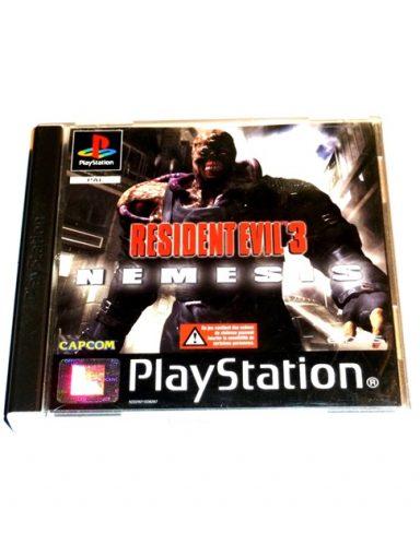 Resident Evil 3 – Nemesis