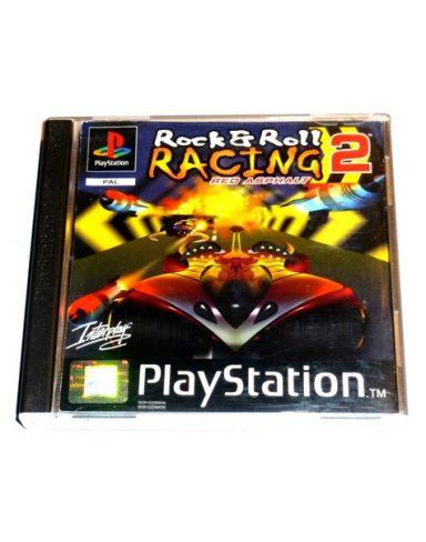 Rock & Roll Racing 2 – Red asphalt