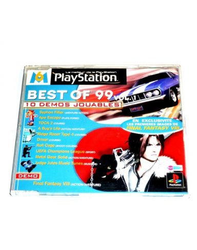 M6 Playstation best of 99 Vol 1