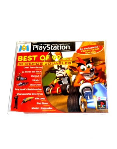M6 Playstation best of 99 Vol 2