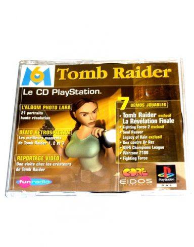 M6 Tomb raider