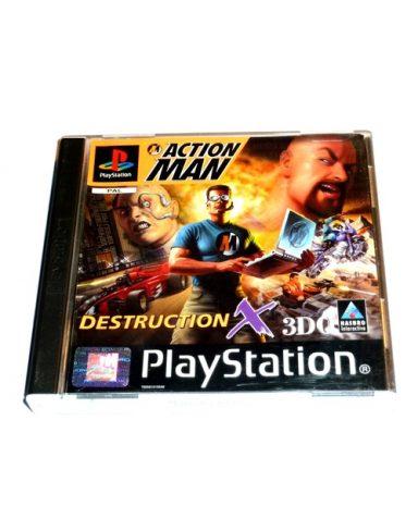 Action Man – Destruction X
