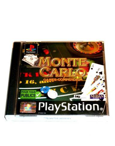 Monte Carlo Games Compendium