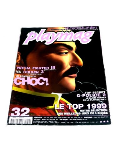 Playmag N°32