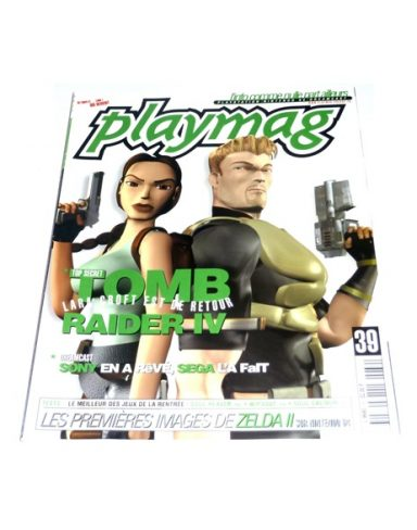 Playmag N°39