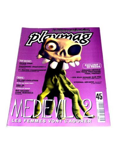 Playmag N°45