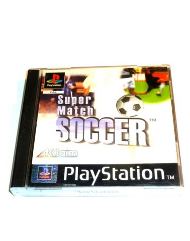 Super Match Soccer
