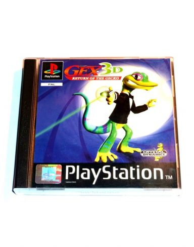 Gex 3D – Return of the Gecko