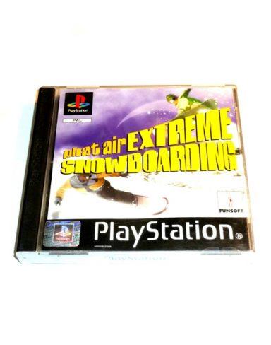 Phat Air Extreme Snowboarding