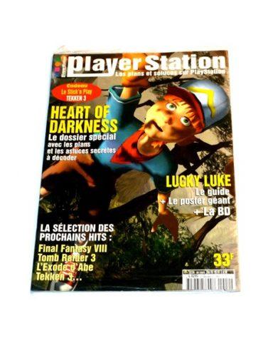 Player station N°02
