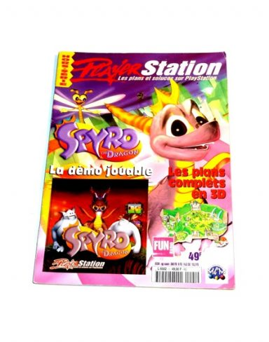 Player station Hors serie N°01