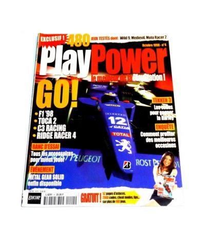 Play Power N° 04