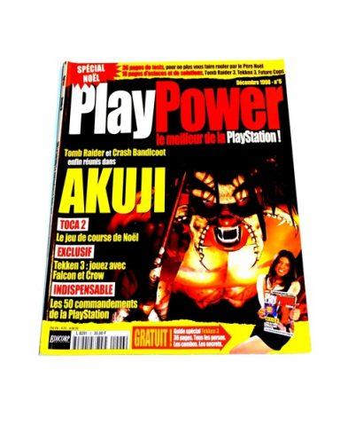 Play Power N° 06
