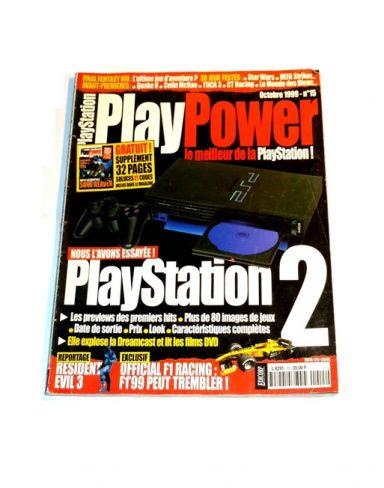 Play Power N° 15