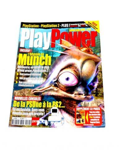 Play Power N° 24