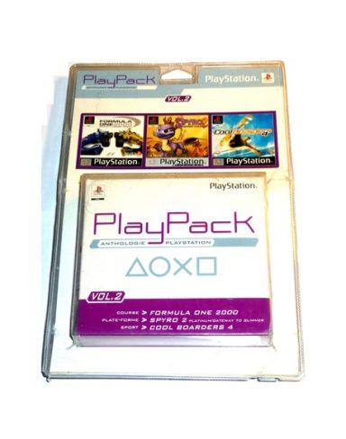 Playpack anthologie playstation Vol.2