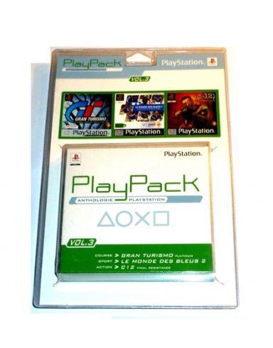 Playpack anthologie playstation Vol.3