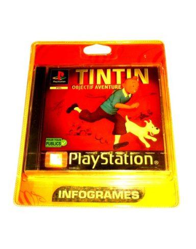 Tintin objectif aventure