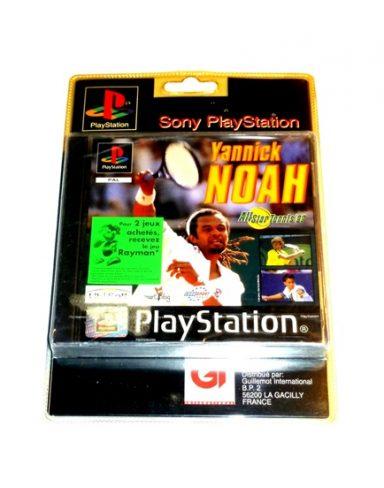 Yannick Noah All Star Tennis '99