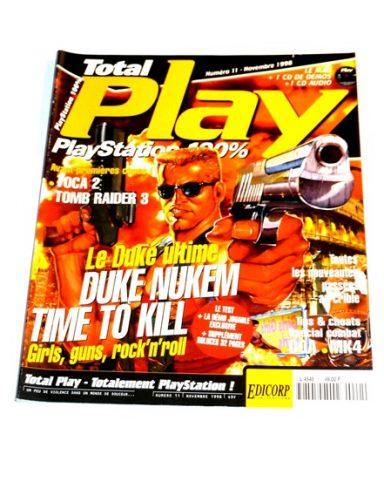 Total play N°11