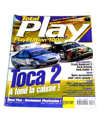 Total play N°12