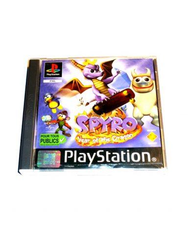 Spyro 3 – Year of the Dragon