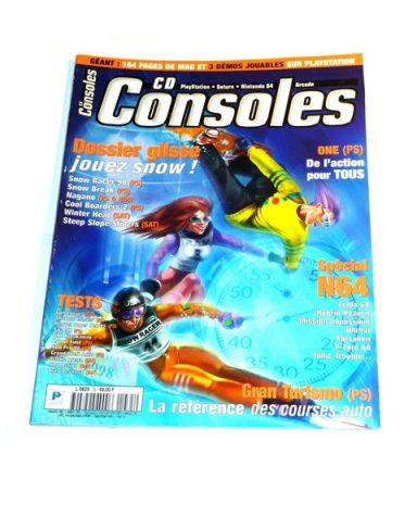 CD Consoles N°35