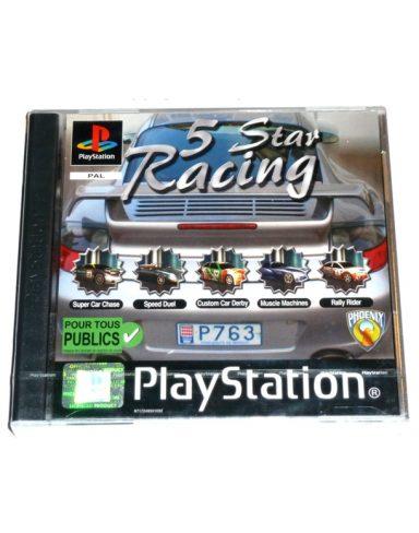 5-Star racing