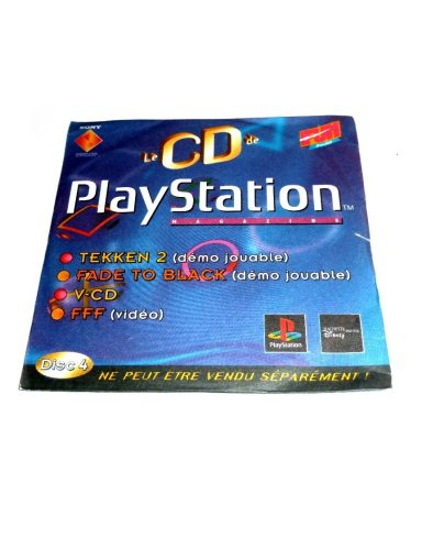 Demo Disc 04 FR