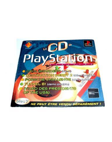 Demo Disc 07 FR