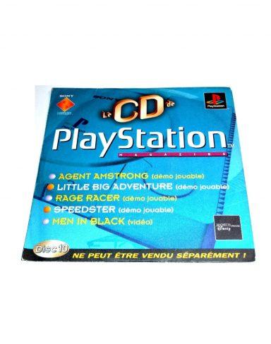Demo Disc 10 FR