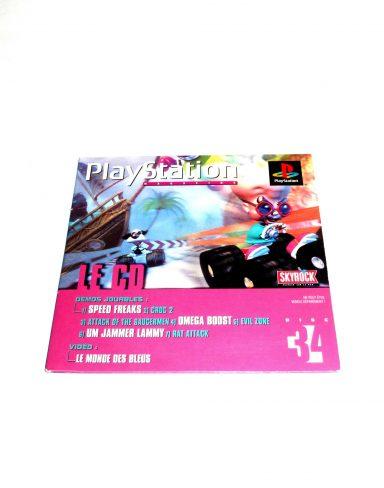 Demo Disc 34 FR