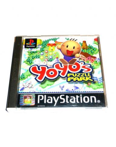 Yoyo's Puzzle Park
