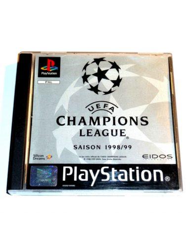 UEFA Champions League Season 1998-1999