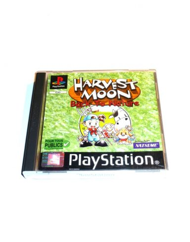 Harvest Moon – Back to Nature