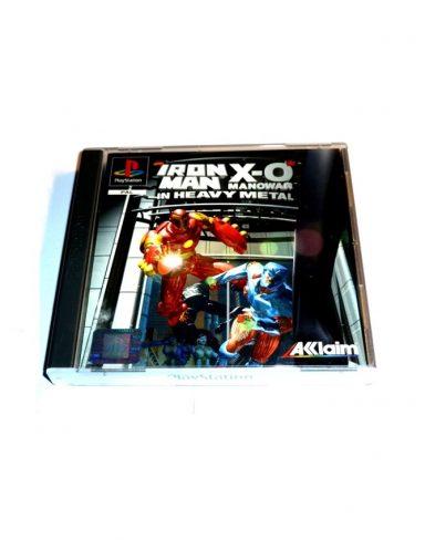 Iron Man and X-O Manowar in Heavy Metal
