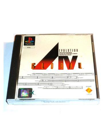 A. IV Evolution global