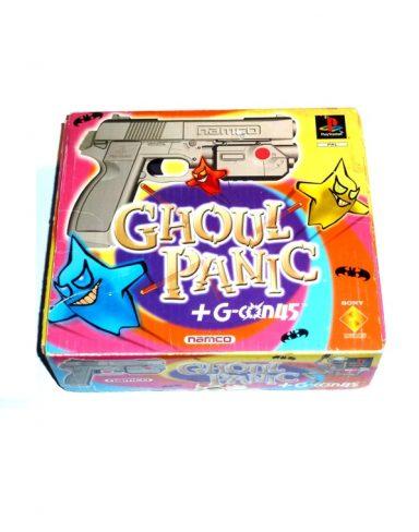 Gun Pack – Ghoul panic