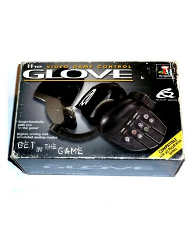 Glove – The video game control