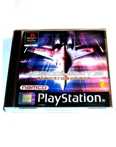 Ace Combat 3 : Electrosphere