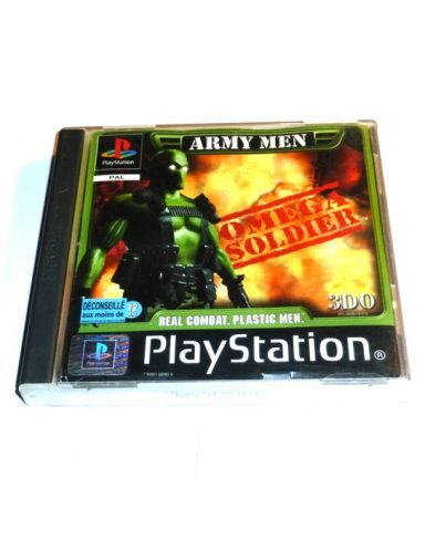 Army Men – Omega Soldier